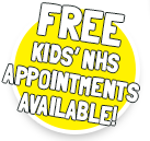 Free kids appointments