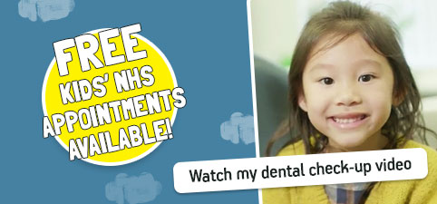 FREE kids NHS appointments available