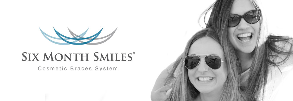 Six Month Smiles - an innovative solution for adults who want straighter teeth in just a few months