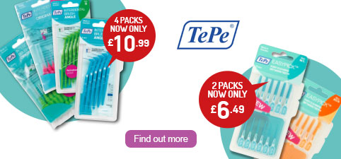 TePe mix and match or Easy pick offer