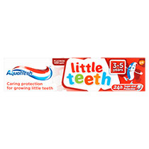 Aqua Fresh Little Teeth Toothpaste 3-5 Years