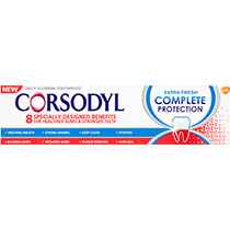 Corsodyl Complete Protection Toothpaste 75ml