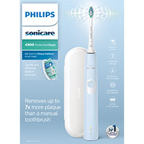 Philips Protective Clean 4300 electric toothbrush