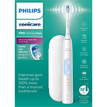 Philips Protective Clean 5100 electric toothbrush