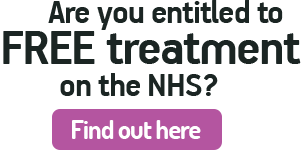 Are you eligible for FREE treatments on the NHS?