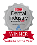 Website of the year - Dental Industry Awards 2018