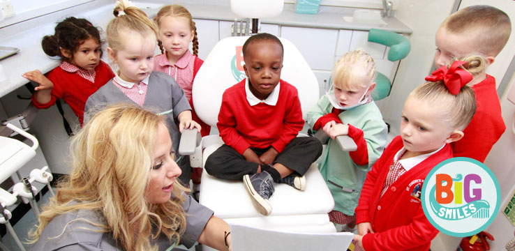 mydentist is on a mission to educate the nation on children's oral health