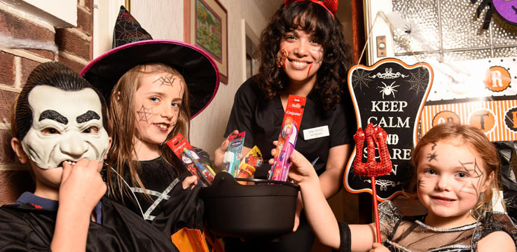 TRICK OR TREAT? mydentist's Halloween with a difference features on the MailOnline