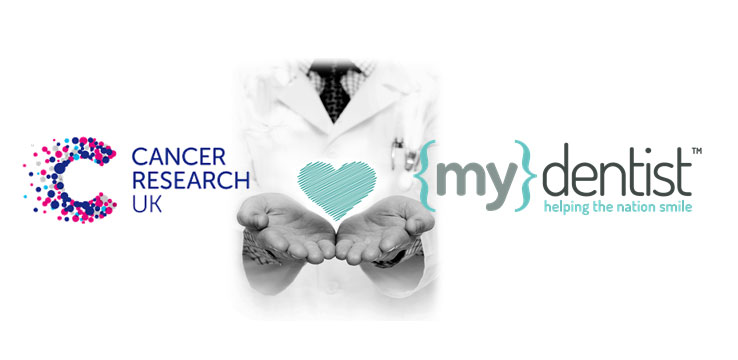 We've partnered with Cancer Research UK
