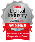 WINNER 2020 - Best Dental Practice Corporate or Group